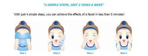 hướng dẫn sử dụng tẩy da chết detclear