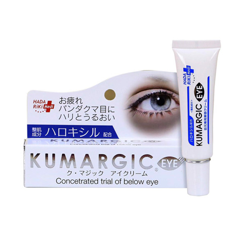 Kem trị thâm quầng mắt Kumargic Eye