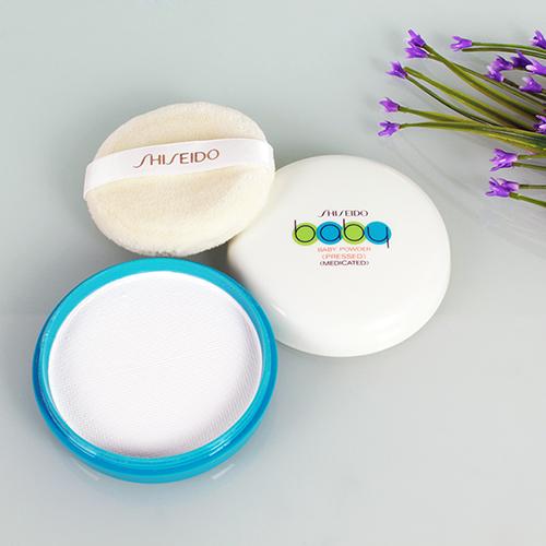 Phấn phủ dạng nén Shiseido baby Powder pressed