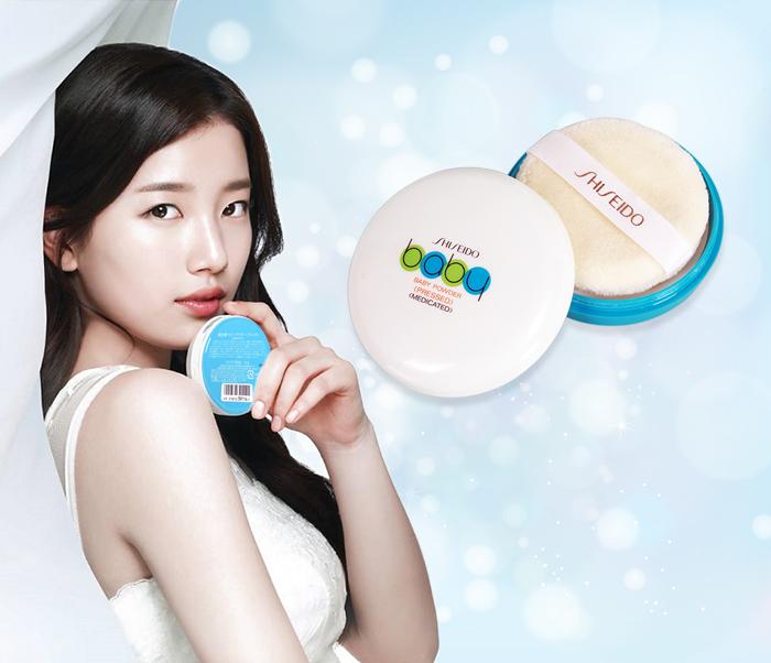 Phấn phủ dạng nén Shiseido baby Powder pressed kiểm soát nhờn cực hiệu quả, cho da sáng mịn, an toàn, lành tính, thích hợp cả cho da nhạy cảm