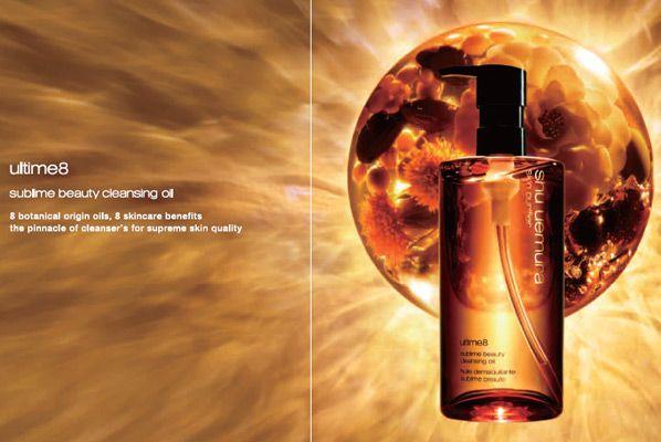 Tẩy trang Shu Uemura Ultime8 Sublime Beauty Cleansing Oil Nhật Bản