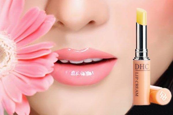 Son dưỡng môi DHC lip cream 10g