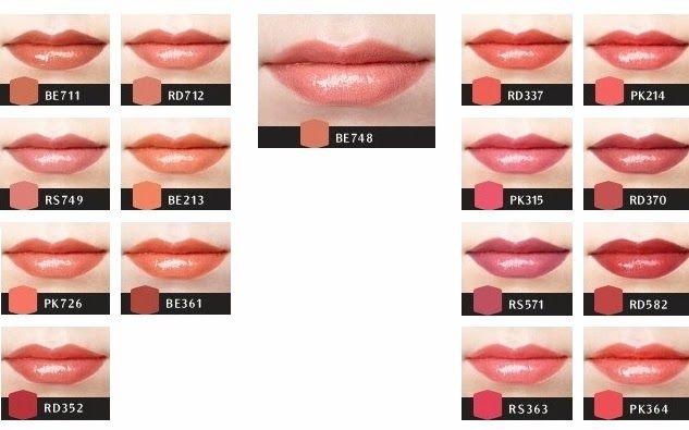 Son môi Shisedo Maquillage True Rouge Nhật Bản