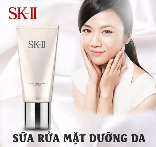Sữa rửa mặt SK II Facial Treatment Gentle Cleanser