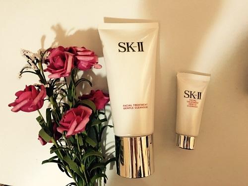 Sữa rửa mặt SK II