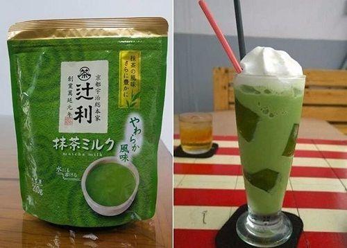 Bột trà xanh matcha nhật