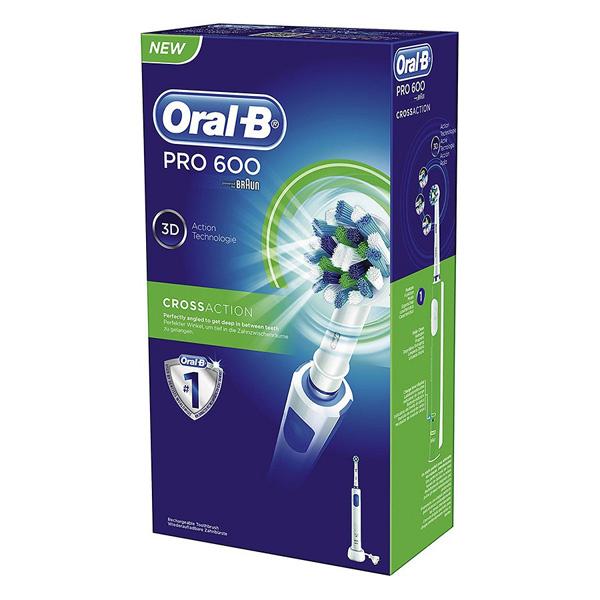 Bàn Chải Điện Oral-B Pro600 D16.513