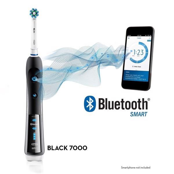 Bàn chải điện đánh răng tự động Oral-B Braun Pro 7000
