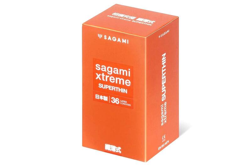 Bao cao su Sagami xtreme super thin