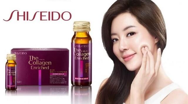 Công dụng Collagen Shiseido