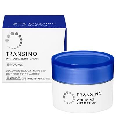 Kem trị nám Transino ban đêm Transino Whitening Repair Cream