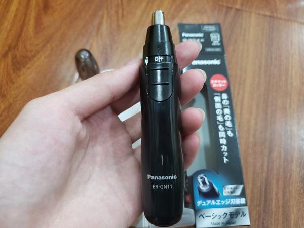 Máy tỉa lông mũi Panasonic ER-GN11 nội địa Nhật