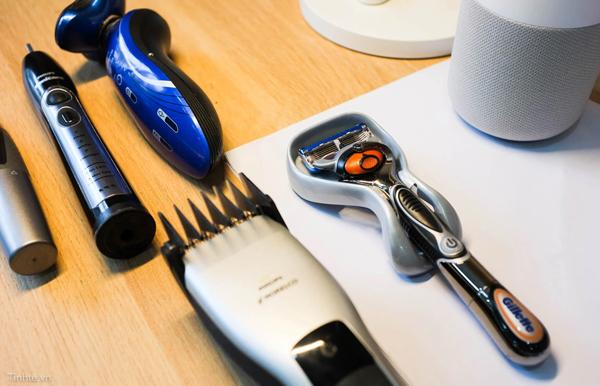 Dao cạo râu Gillette 5 lưỡi Fusion Proglide