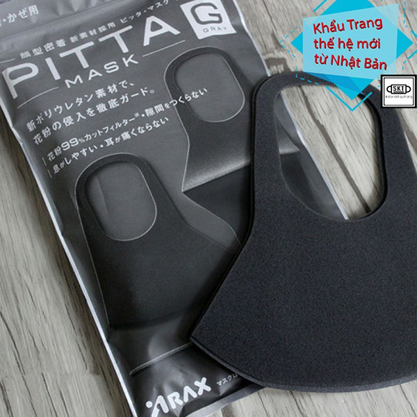Khẩu trang Pitta Mask Nhật Bản