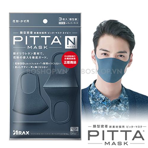 Khẩu trang Pitta Mask Nhật