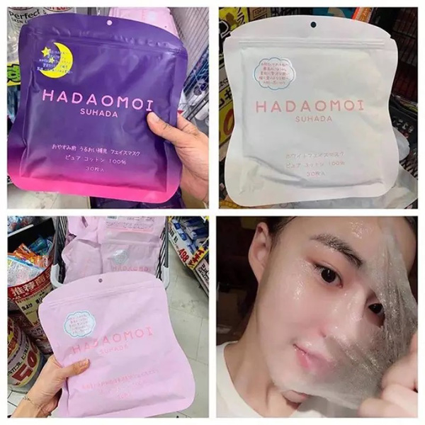 Mặt nạ Hadaomoi Suhada tế bào gốc Nhật Bản