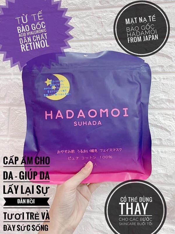Mặt nạ Hadaomoi Suhada