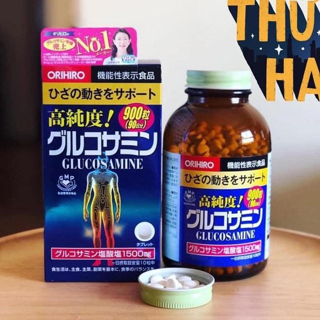 Glucosamine Nhật Bản 1500mg 900 viên