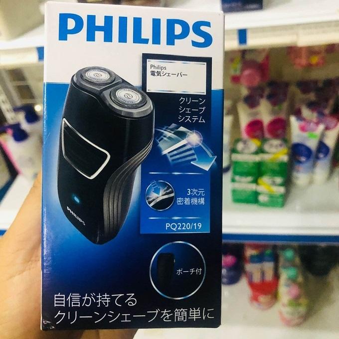Máy cạo râu Philips PQ220 nội địa Nhật Bản