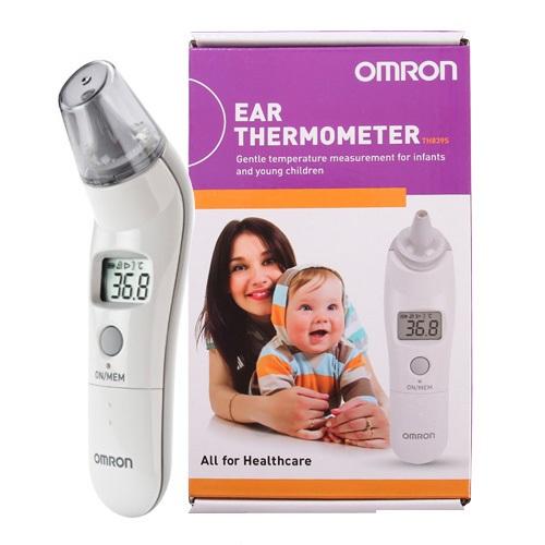nhiệt kế cho trẻ sơ sinh Omron TH-839S