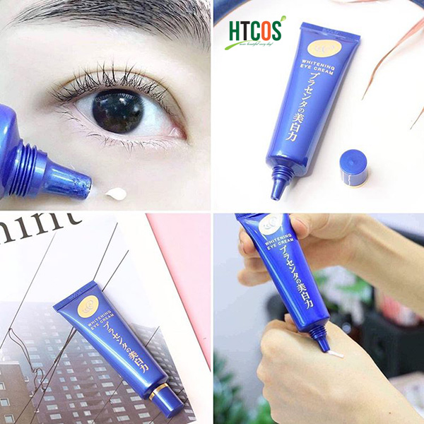 Meishoku Whitening Eye Cream