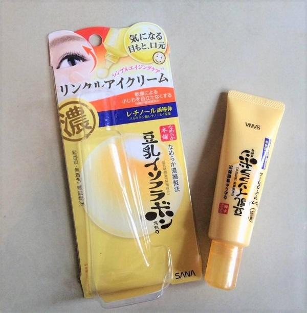 Sana Nameraka Soymilk Eye Cream