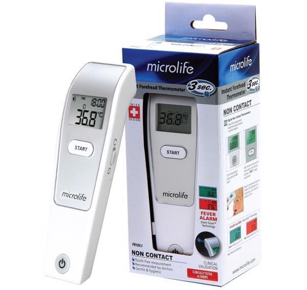 Nhiệt kế Microlife