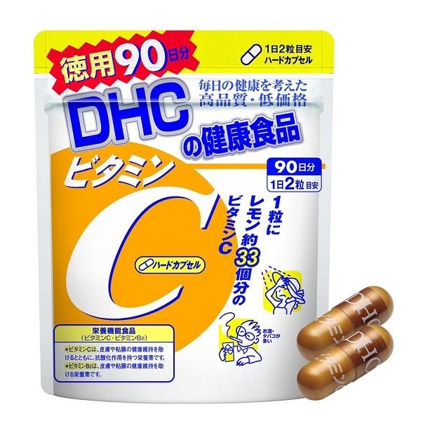 Viên uống DHC Vitamin C