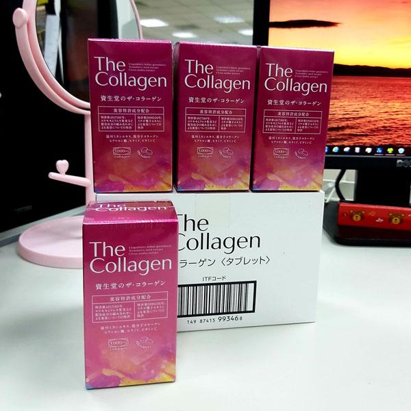 Các loại collagen của Nhật