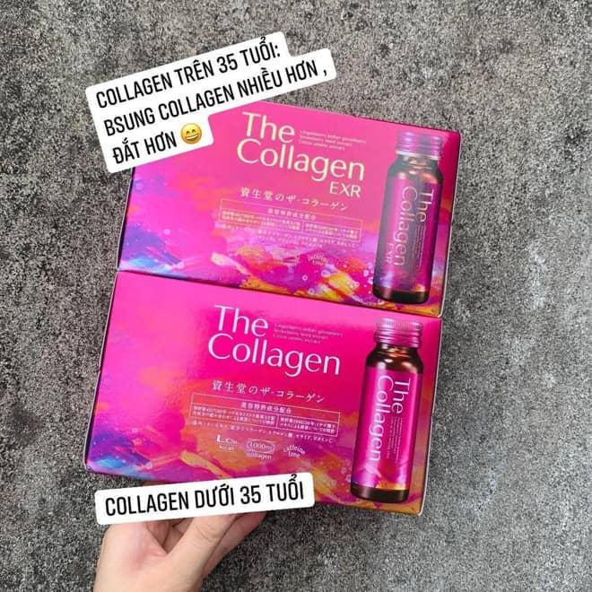 The Collagen EXR dạng nước