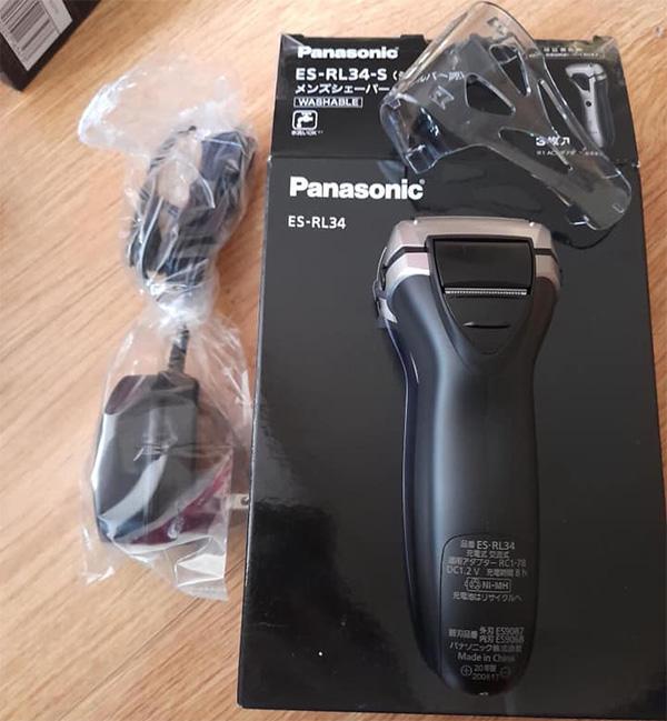 máy cạo râu Panasonic ES-RL34 nội địa Nhật