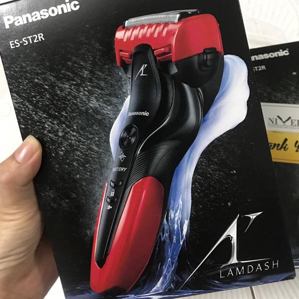 Máy cạo râu Panasonic ES-ST2R nội địa Nhật