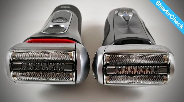 Nên mua máy cạo râu Braun Series 5 hay Braun Series 7?