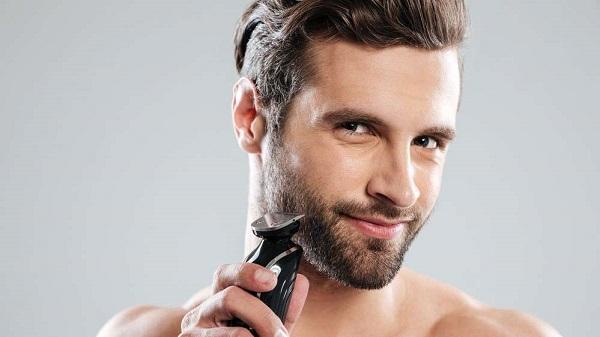 Dùng máy cạo râu sẽ tốt nhất cho bạn