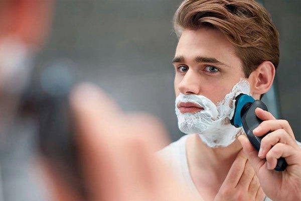 cách sử dụng kem cạo râu
