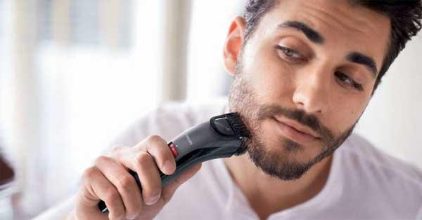 Tại sao nên sử dụng máy cạo râu thay vì lưỡi lam như xưa?