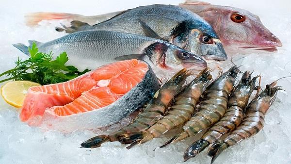 Ăn hải sản giúp tăng chiều cao cho trẻ