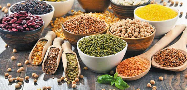 Các loại đậu hạt