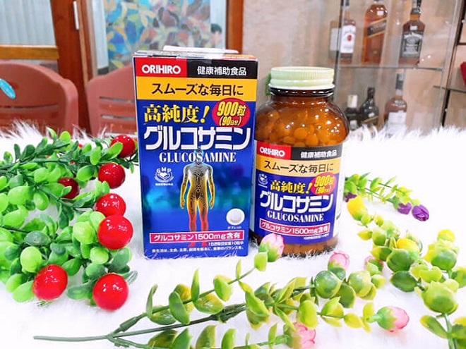 Công dụng của Glucosamine Orihiro
