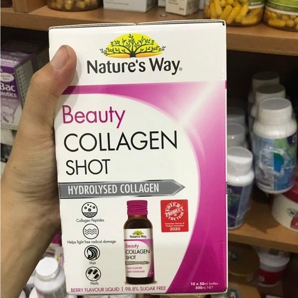 Nature's Way Beauty Collagen Shot