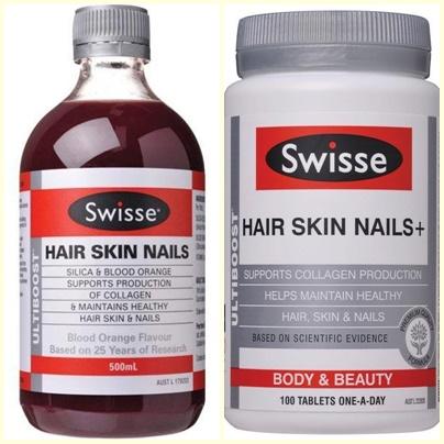 Collagen Swisse Hair Skin Nails