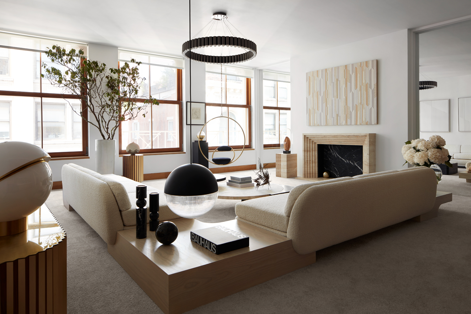 NYC Penthouse by Lee Broom