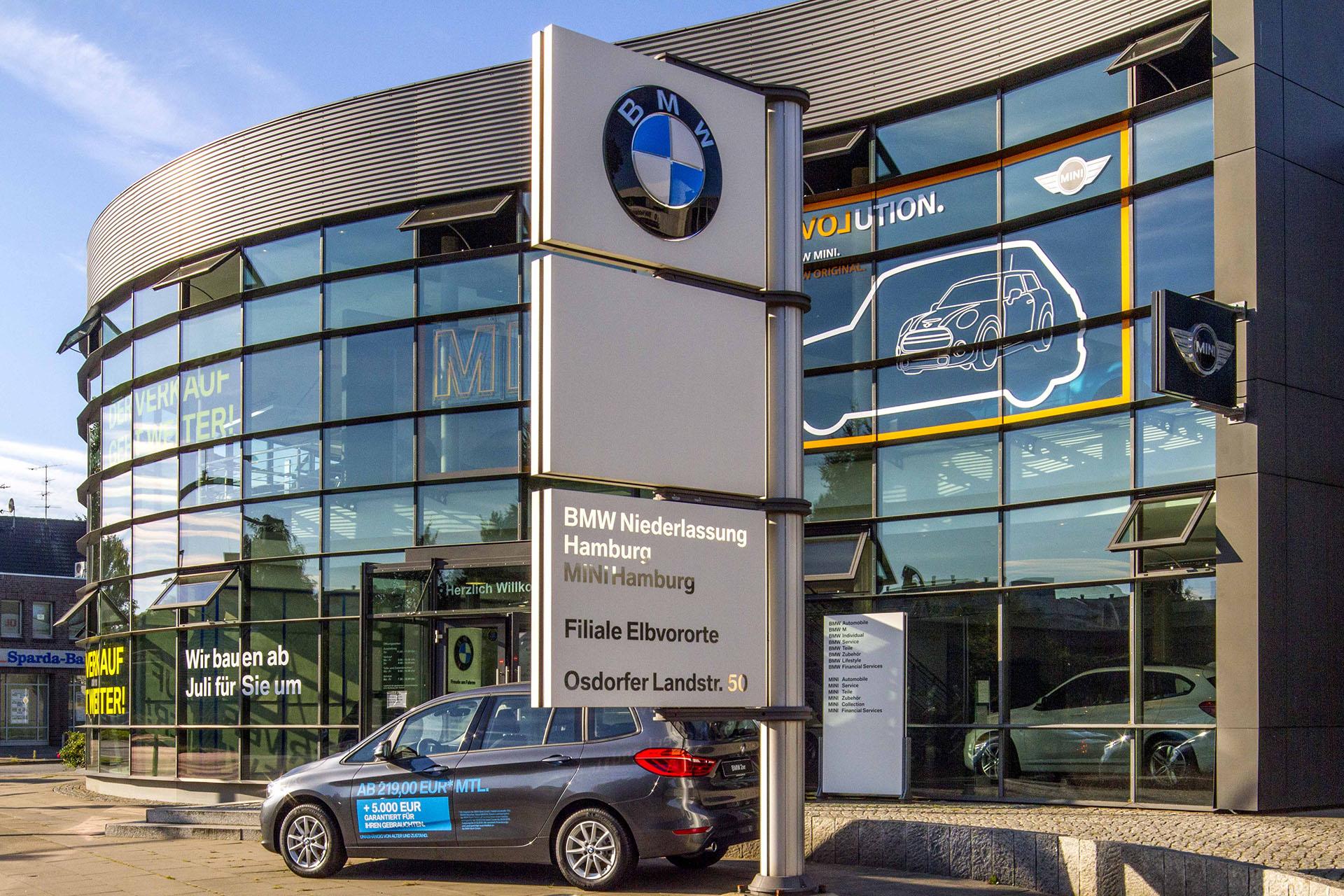 BMW Niederlassung