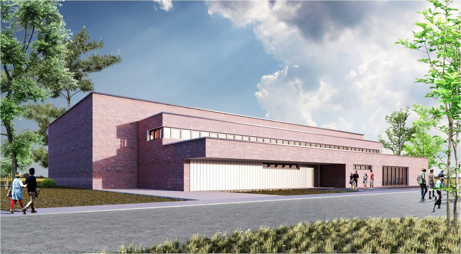 Sporthalle Bundeswehr