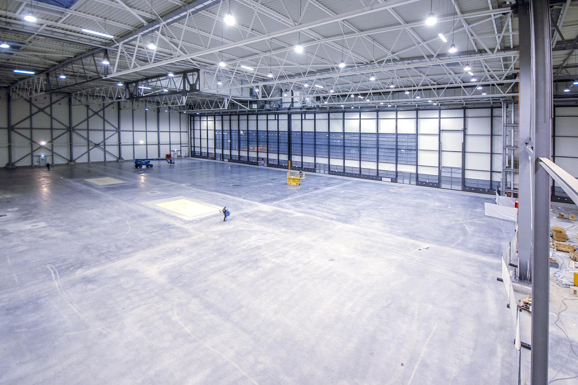 Airbus A380 Hangar
