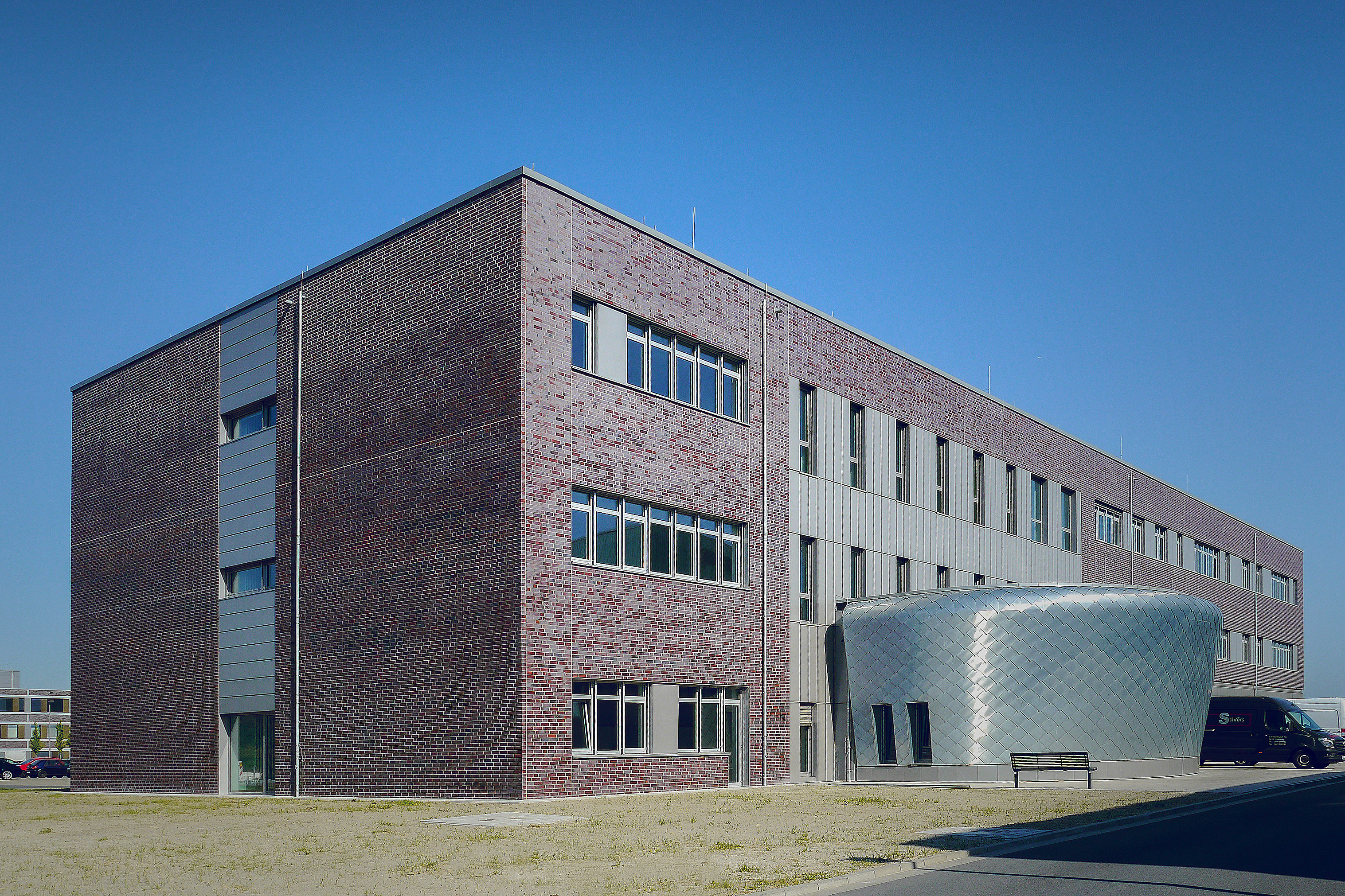 Teaching Building