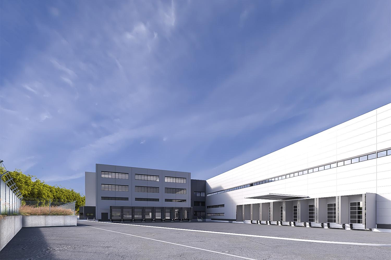 PORSCHE Vehicle Plant