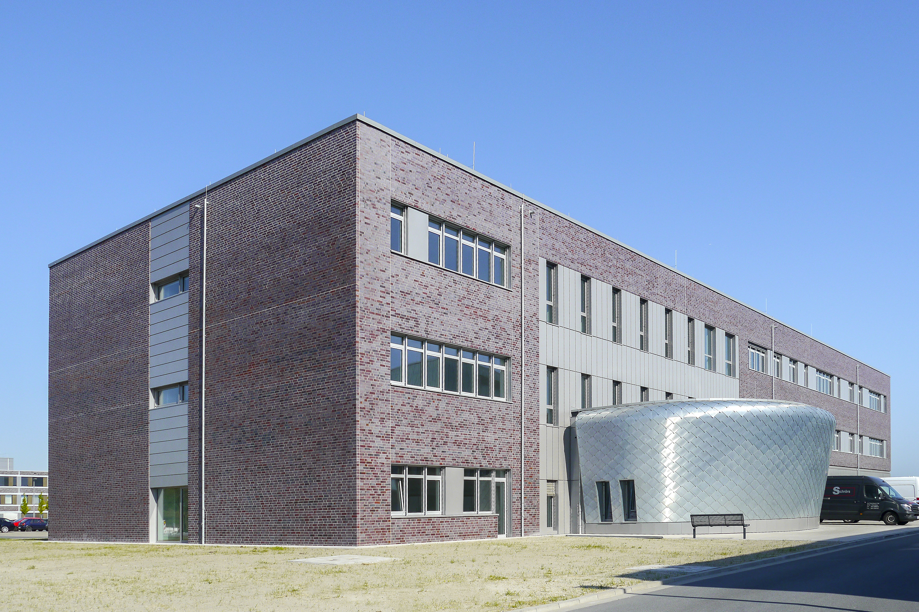 Lehrsaalgebäude