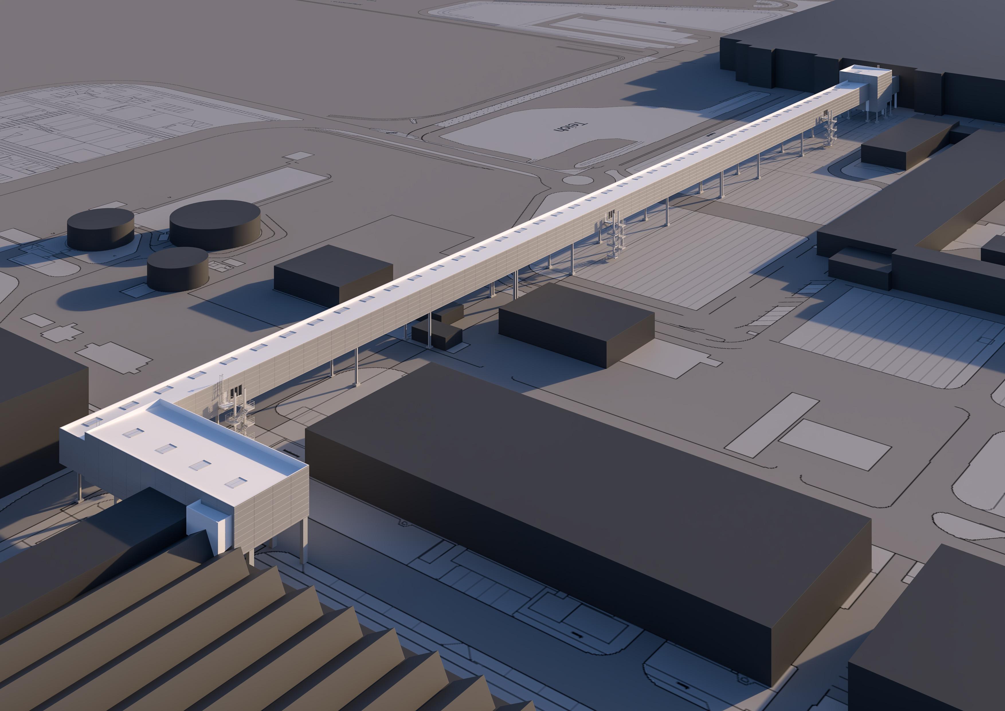 VW Förderbrücken