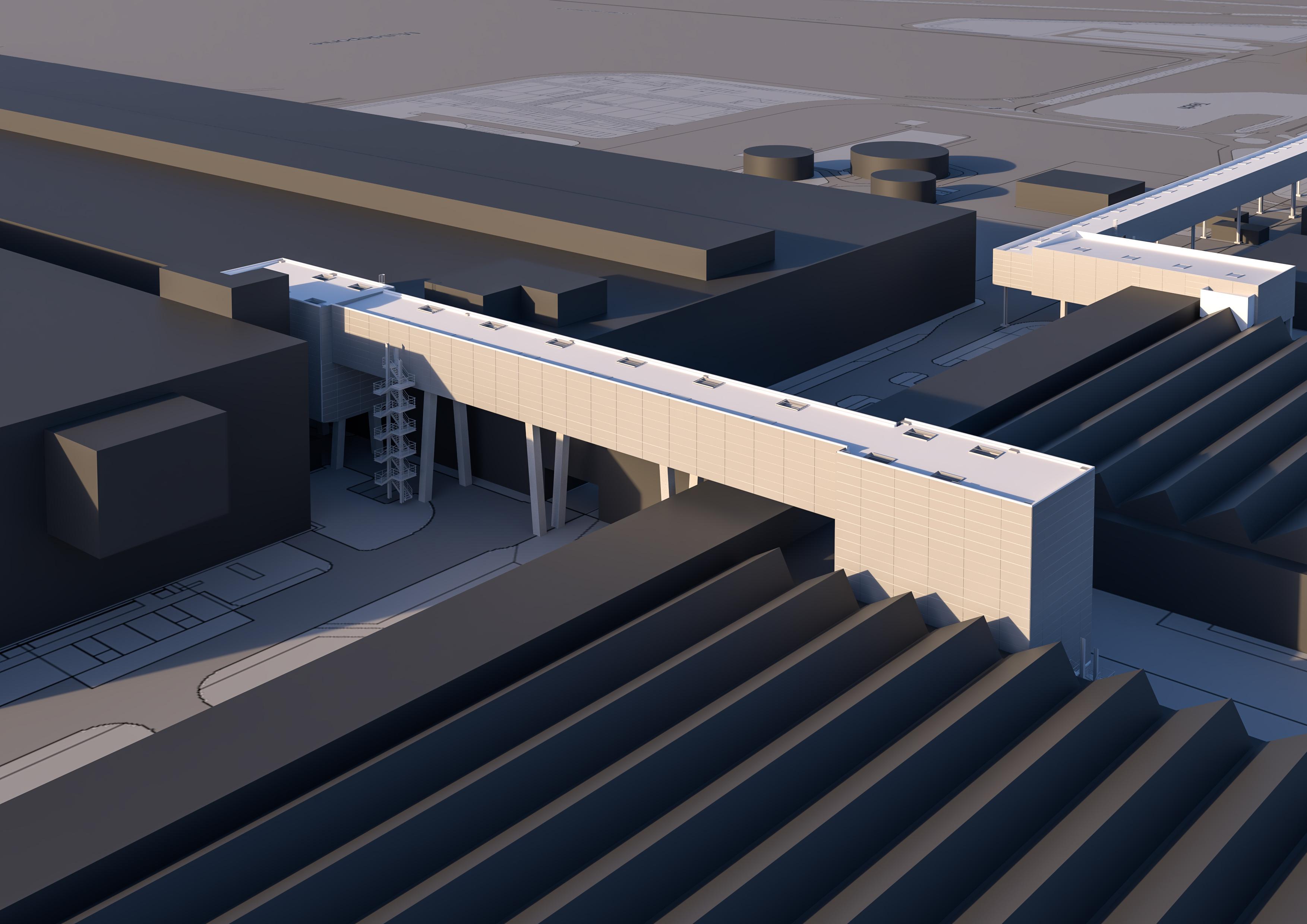 VW Conveyor Bridges